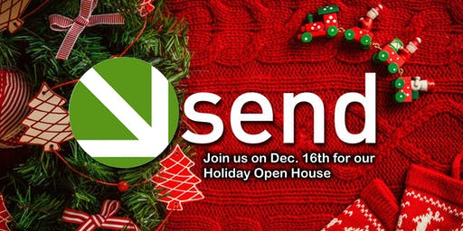 SEND Holiday Party/ Open House