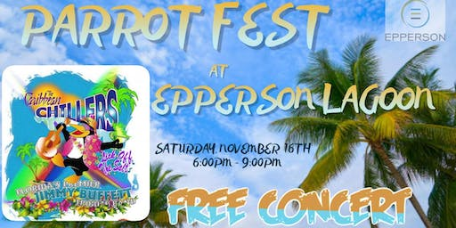 Free Concert- Caribbean Chillers