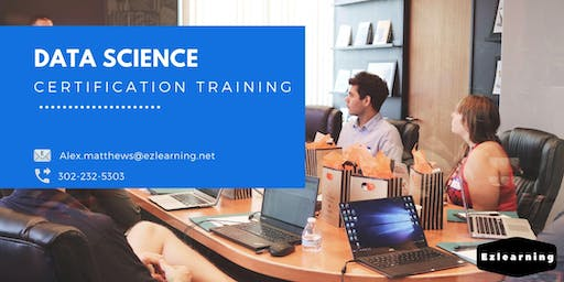 Data Science Certification Training in  Châteauguay, PE