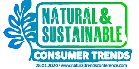 Natural & Sustainable Consumer Trends Conference tickets