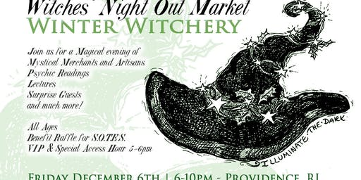 Witches' Night Out Market - Winter Witchery