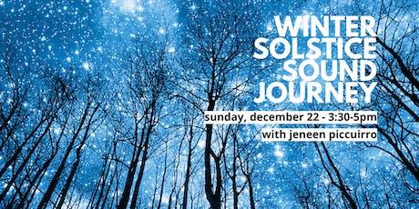 Winter Solstice Sound Journey tickets