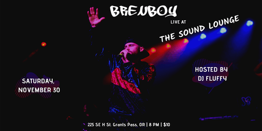 Brenboy : Live @ The Sound Lounge