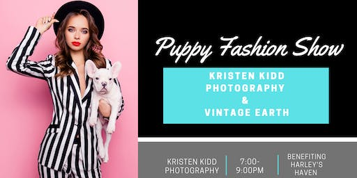 Puppy Fashion Show