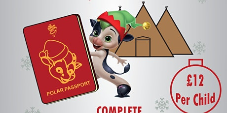 Polar Passport!  tickets