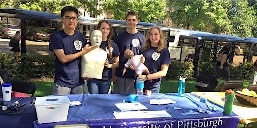 Pitt SEMS January CPR Class