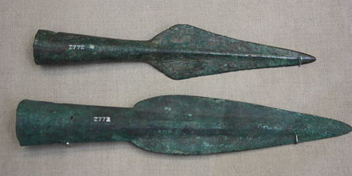 Deadly Weapons in The British Museum