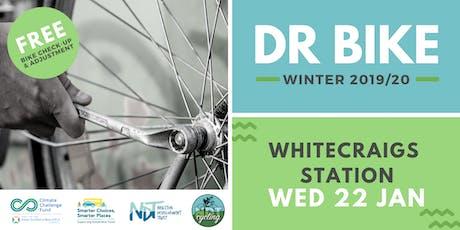 FREE Dr Bike (Whitecraigs Station, 22 Jan '20) tickets