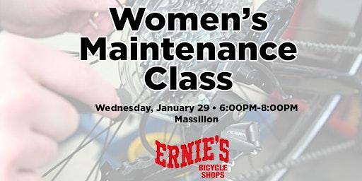 Women's Maintenance Class - Massillon, OH