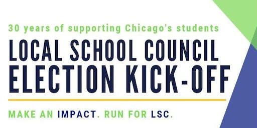 LSC Election Kick-Off