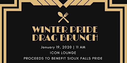 Winter Pride: Drag Brunch