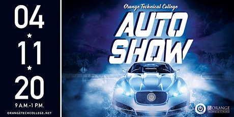 Orange Technical College - Mid Florida Campus 2020 Auto Show tickets