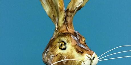 March Hare - Sculpting using Chocolate Modelling Paste tickets
