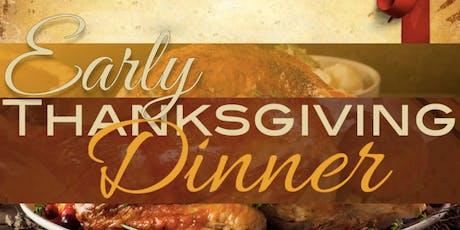 Good Hope Community Thanksgiving tickets