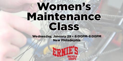 Women's Maintenance Class - New Philadelphia