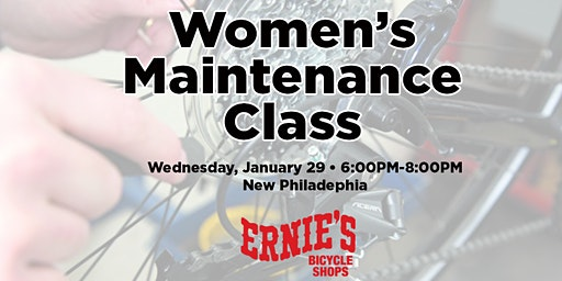 Women's Maintenance Class - New Philadelphia