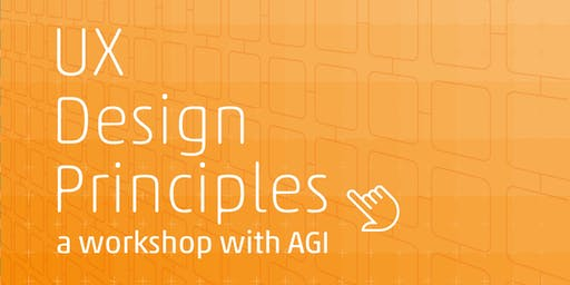 UX Design Principles: a workshop with AGI