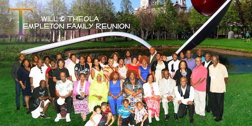 Templeton Family Reunion 2020