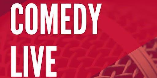 Comedy Live! November 22nd