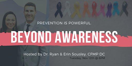 Beyond Awareness Workshop