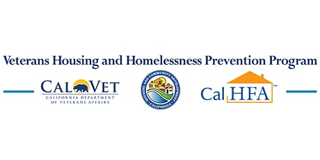 Veterans Housing and Homelessness Prevention Program  Workshop tickets