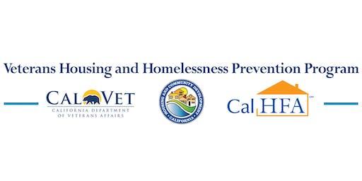 Veterans Housing and Homelessness Prevention Program  Workshop