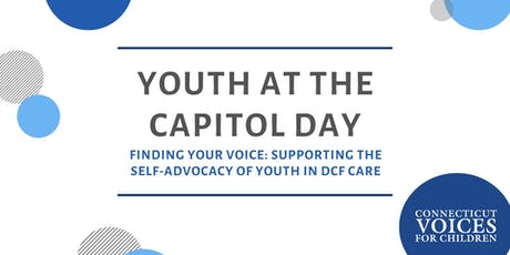 Youth at the Capitol Day   Finding Your Voice tickets
