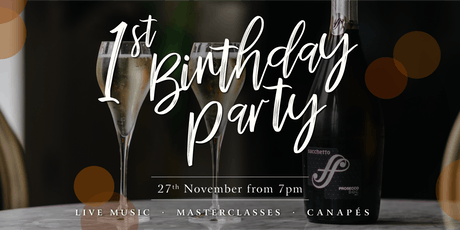 The Botanist Coventry 1st Birthday Bash! tickets
