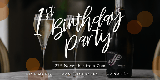 The Botanist Coventry 1st Birthday Bash!