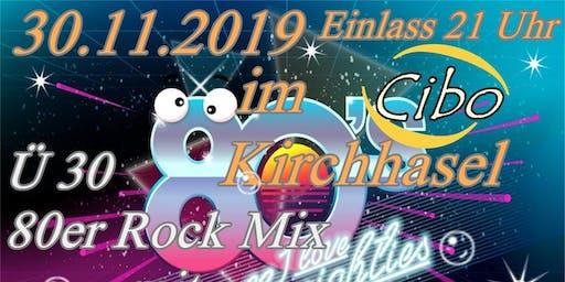 80er Rock Mix Ü 30