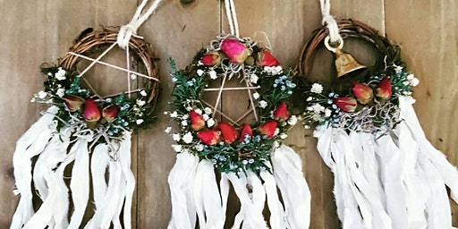 Magickal Mini Solstice Wreaths