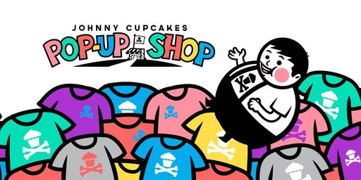 Johnny Cupcakes x NoBaked Cookie Dough Pop-Up Shop