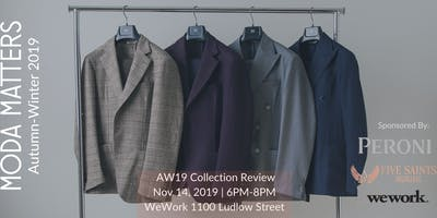 Moda Matters - AW19 Collection Launch Party
