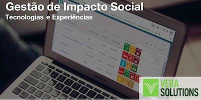 Gestão de Impacto Social: Tecnologias e Experiências