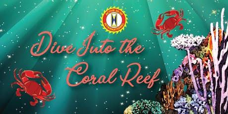 17th Annual Crab Feed for Kids ~ Dive into the Coral Reef tickets