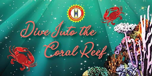 17th Annual Crab Feed for Kids ~ Dive into the Coral Reef