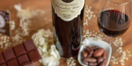 Chocolate and Wine with Planters Ridge