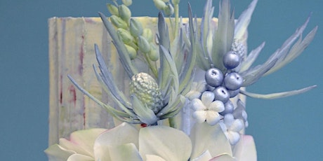 Hydrangea, Sea Holly, Buds & Berries - Wired Sugar Flowers tickets