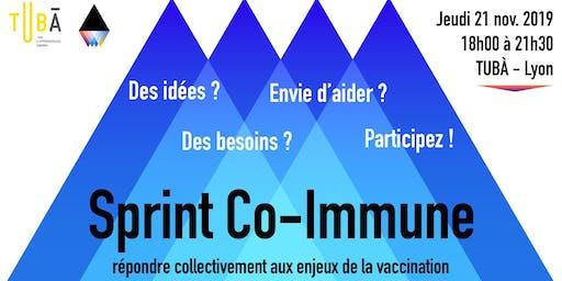 Sprint Co-Immune - répondre aux enjeux de la vaccination - JOGL & TUBÀ