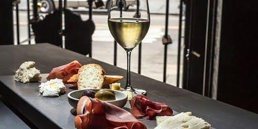Wine Tasting & Food Pairing @Virgola Wine Bar