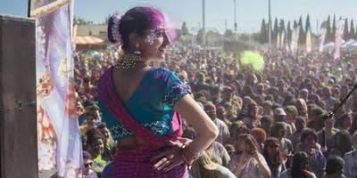 Holi Festival of Colors Los Angeles