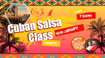 Penarth - Beginner Salsa Dance with Havana People  tickets