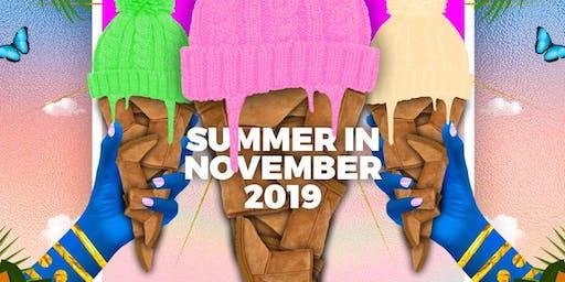 DLT: Summer in November 2019