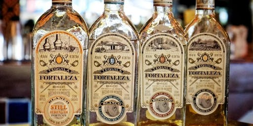 Fortaleza and Arette Tequila Dinner