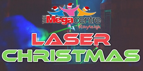 Laser Christmas tickets
