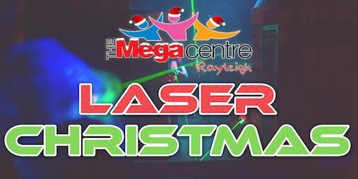 Laser Christmas