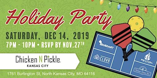 2019 Annual Holiday Party : Blue Dart, Farrand Farms, Revival, Clovr