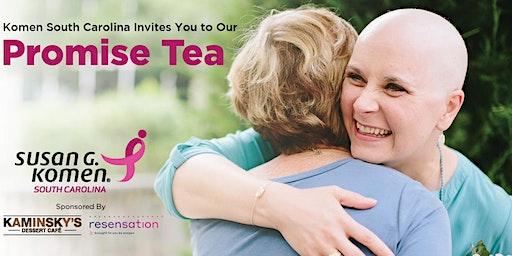 Susan G. Komen South Carolina Promise Tea