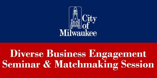 Diverse Business Engagement Seminar & Matchmaking Session