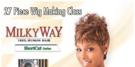 San Francisco, CA| 27 Piece Wig Making Class tickets